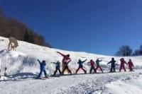 Neve e tanti eventi per le feste ad Artesina