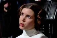 E' morta Carrie Fisher, la Principessa Leila di Star Wars